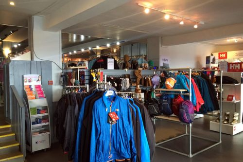 Click to read Cairngorm Mountain Shop