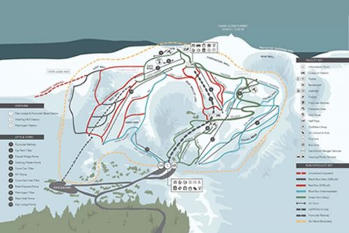 Click to read Piste Map