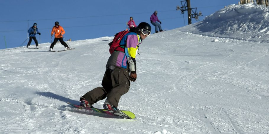 Ski & Snowboard - Cairngorm Mountain