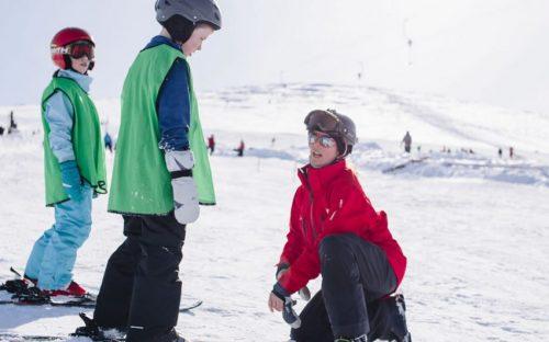 Click to read Children Ski/Board Programmes