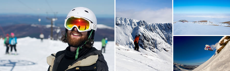 Ski and Snowboard at Cairngorm Mountain