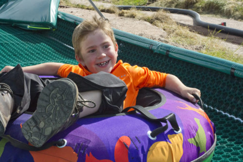 Click to read Mountain Tubing Slide